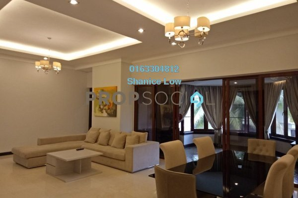 For Rent Condominium at Seri Duta II, Kenny Hills Freehold Fully Furnished 3R/3B 4.2k