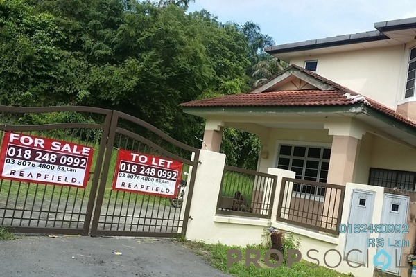 For Sale Semi-Detached at Kota Warisan, Sepang Freehold Unfurnished 4R/3B 900k