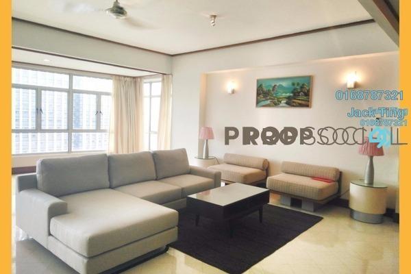 For Rent Condominium at Suasana Sentral Condominium, KL Sentral Freehold Fully Furnished 4R/4B 6.5k