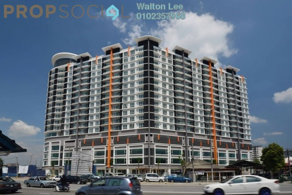 For Sale Condominium at Tiara Mutiara, Old Klang Road Freehold Fully Furnished 3R/3B 630k