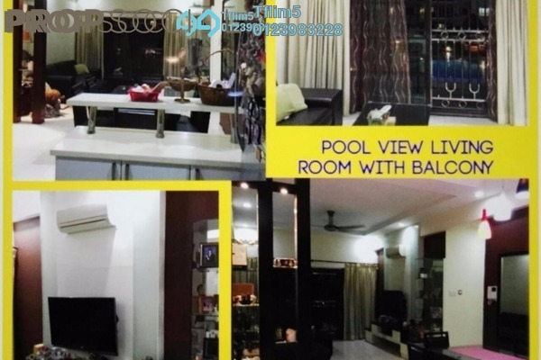 For Sale Condominium at Hartamas Regency 1, Dutamas Freehold Fully Furnished 3R/2B 940k