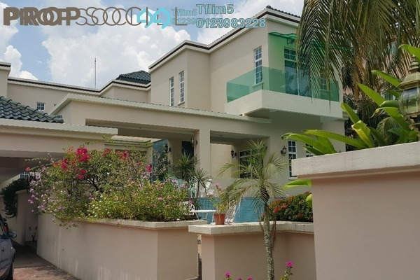 For Sale Bungalow at Country Heights Kajang, Kajang Freehold Semi Furnished 7R/7B 7.8m