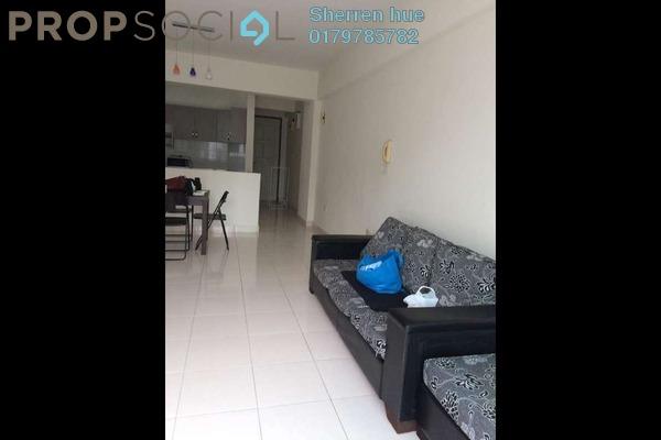 For Rent Condominium at Perdana Emerald, Damansara Perdana Freehold Semi Furnished 3R/2B 1.75k