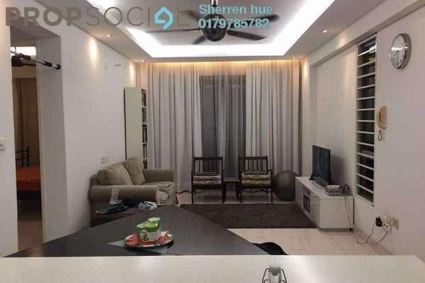 For Rent Condominium at Perdana Emerald, Damansara Perdana Freehold Fully Furnished 4R/2B 2.77k