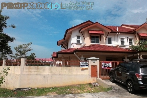 For Sale Terrace at Cassia, Denai Alam Freehold Unfurnished 4R/3B 1.15m