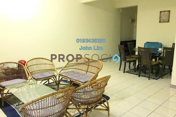 For Sale Apartment at Prima Tiara 2, Segambut Freehold Semi Furnished 3R/2B 345k