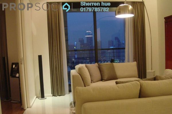 For Sale Condominium at Hampshire Place, KLCC Freehold Fully Furnished 1R/1B 1.1m