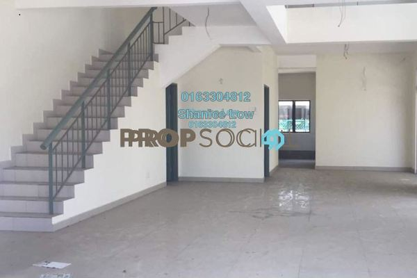 For Sale Terrace at Lakeside Residences, Puchong Freehold Unfurnished 5R/3B 850k