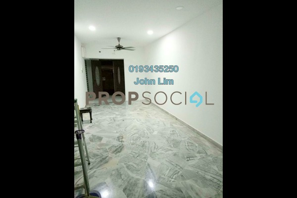 For Rent Terrace at SD4, Bandar Sri Damansara Freehold Unfurnished 3R/2B 1.5k