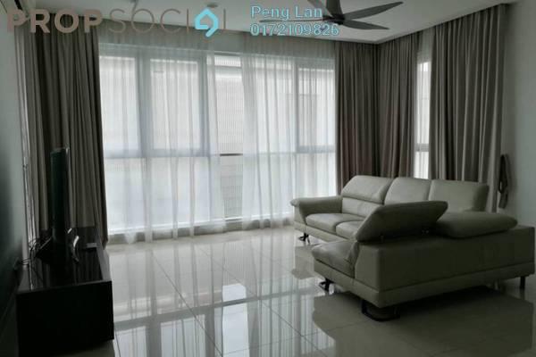 For Rent Condominium at Uptown Residences, Damansara Utama Freehold Fully Furnished 4R/4B 5k