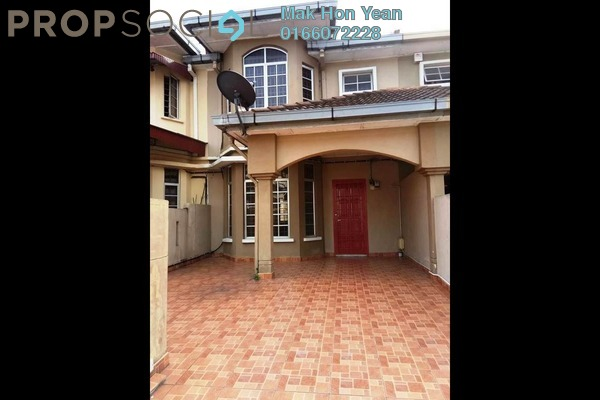 For Sale Terrace at BP1, Bandar Bukit Puchong Freehold Semi Furnished 4R/3B 495k