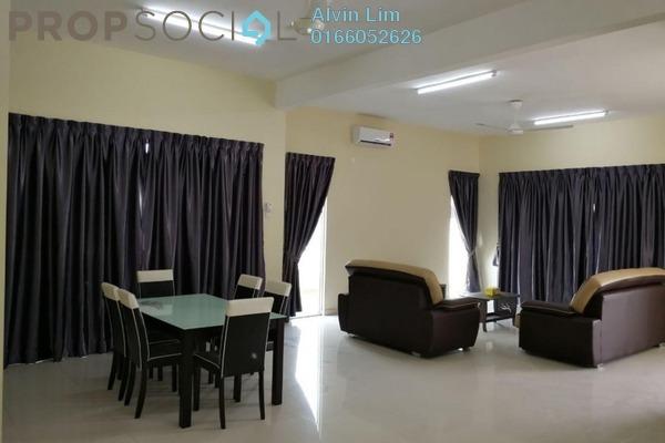 For Rent Semi-Detached at Bandar Parklands, Klang Freehold Fully Furnished 4R/5B 2.5k