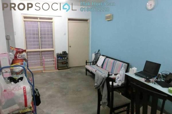 For Sale Apartment at Enggang Apartment, Bandar Kinrara Freehold Semi Furnished 3R/1B 158k