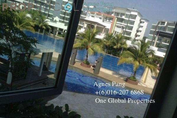 For Rent Condominium at Taman Skudai Baru, Skudai Freehold Semi Furnished 3R/3B 1.9k