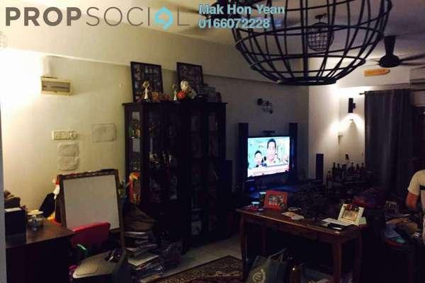 For Sale Condominium at Endah Ria, Sri Petaling Freehold Semi Furnished 1R/1B 340k