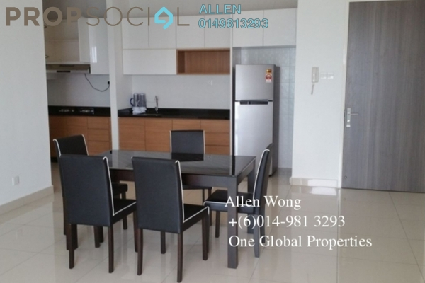 For Rent Condominium at Sky Suites @ Meldrum Hills, Johor Bahru Freehold Fully Furnished 3R/3B 3k