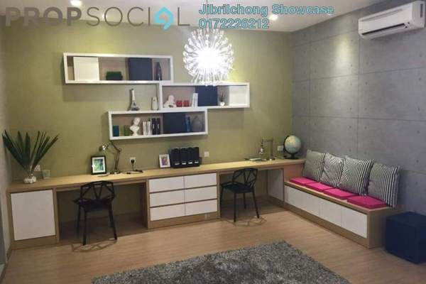 For Rent Condominium at The Z Residence, Bukit Jalil Freehold Semi Furnished 3R/2B 2.1k