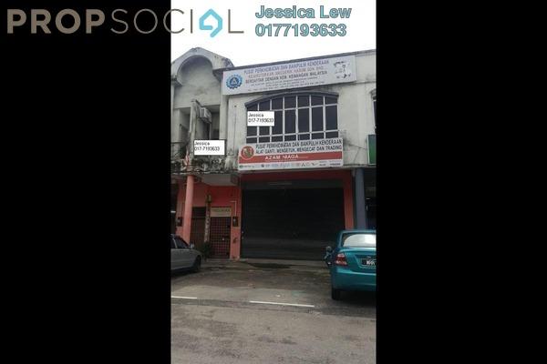 For Rent Shop at Taman Pinggiran Subang, Subang Freehold Unfurnished 0R/0B 2.2k