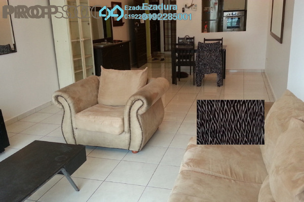 For Rent Condominium at Suria Damansara, Kelana Jaya Freehold Semi Furnished 3R/2B 1.7k