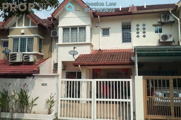 For Rent Terrace at BK5, Bandar Kinrara Freehold Semi Furnished 3R/2B 1.5k