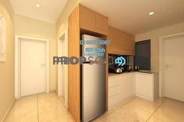 For Sale Apartment at Taman Pelangi Semenyih, Semenyih Freehold Fully Furnished 3R/2B 196k