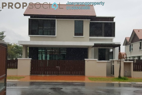 For Rent Semi-Detached at Qaseh, Bandar Kinrara Freehold Fully Furnished 5R/7B 7k