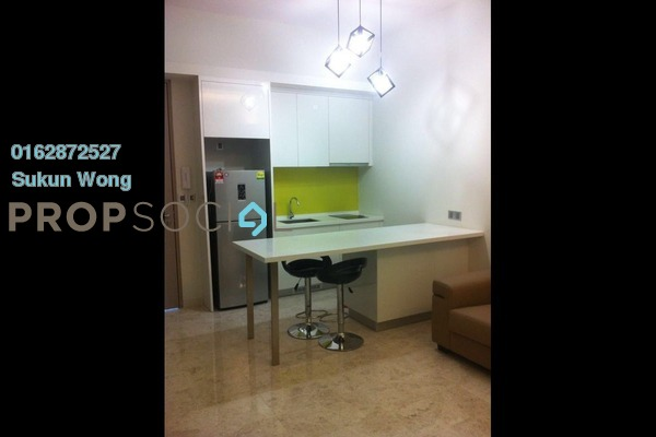 For Rent Condominium at The Signature, Sri Hartamas Freehold Fully Furnished 1R/1B 2.4k