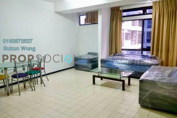 For Sale Condominium at Fahrenheit 88, Bukit Bintang Freehold Fully Furnished 2R/2B 1.1m