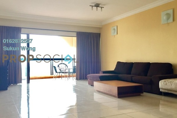 For Rent Condominium at 1 Bukit Utama, Bandar Utama Freehold Fully Furnished 3R/2B 2.8k