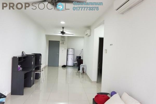 For Rent Serviced Residence at Senza Residence, Bandar Sunway Freehold Fully Furnished 3R/2B 2.55k