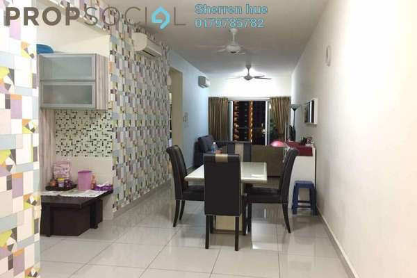 For Sale Condominium at Metropolitan Square, Damansara Perdana Freehold Fully Furnished 3R/0B 750k