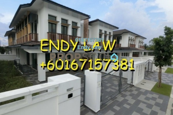 For Sale Semi-Detached at Northpoint, Mid Valley City Freehold Unfurnished 5R/6B 1.19m