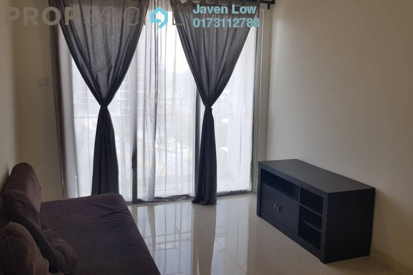 For Rent Condominium at Desa Green Serviced Apartment, Taman Desa Freehold Fully Furnished 1R/1B 1.55k