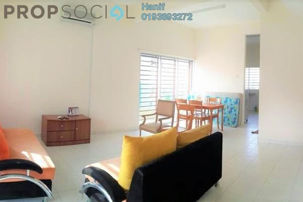 For Rent Terrace at Bandar Puncak Alam, Kuala Selangor Freehold Semi Furnished 4R/3B 1k