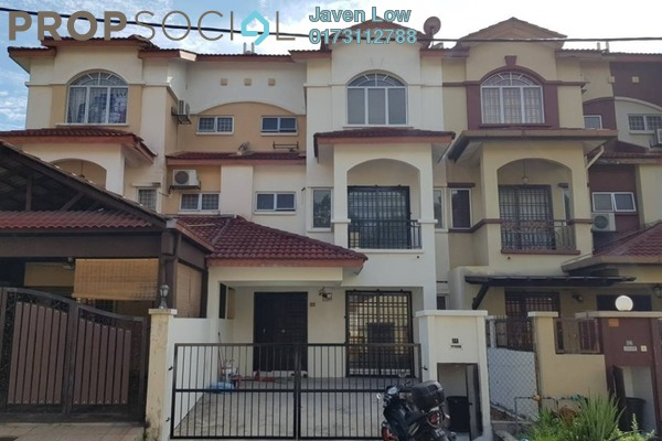 For Sale Terrace at Section 1, Bandar Mahkota Cheras Freehold Unfurnished 5R/4B 638k