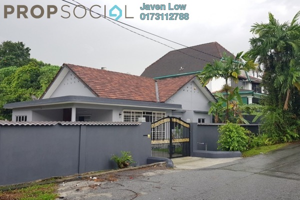 For Sale Bungalow at Section 4, Petaling Jaya Freehold Semi Furnished 5R/4B 1.8m
