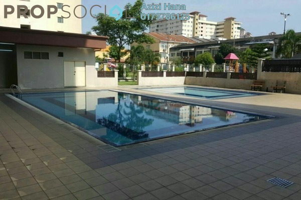 For Rent Apartment at Permai Putera, Ampang Freehold Fully Furnished 3R/2B 1.65k