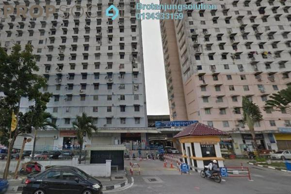 For Sale Apartment at Taman Alor Vista, Relau Freehold Unfurnished 3R/2B 128k