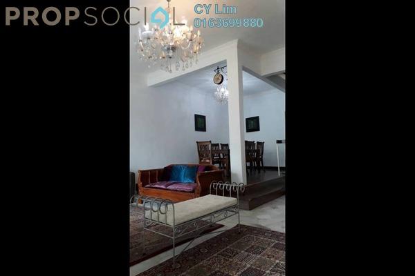 For Rent Terrace at Taman Mega Jaya, Ampang Freehold Fully Furnished 4R/3B 1.8k