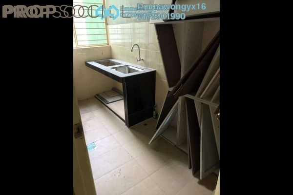 For Sale Condominium at Kepong Central Condominium, Kepong Freehold Semi Furnished 3R/2B 330k