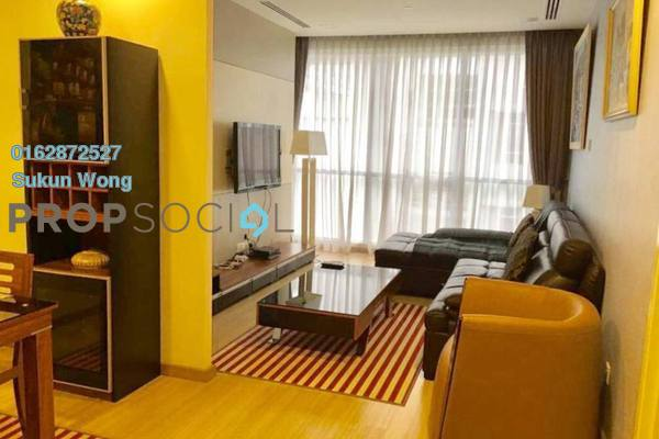 For Sale Condominium at Binjai 8, KLCC Freehold Fully Furnished 1R/2B 1.3m