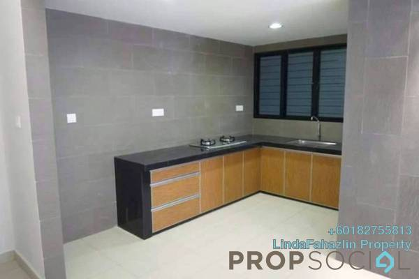 For Sale Apartment at Flora Damansara, Damansara Perdana Freehold Semi Furnished 3R/2B 270k