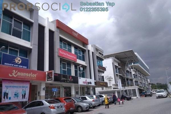 For Sale Shop at Bangi Gateway, Bandar Baru Bangi Leasehold Unfurnished 0R/0B 2.5m
