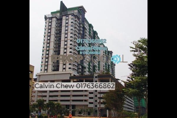 For Sale Serviced Residence at Alam Sanjung, Shah Alam Freehold Unfurnished 3R/2B 322k
