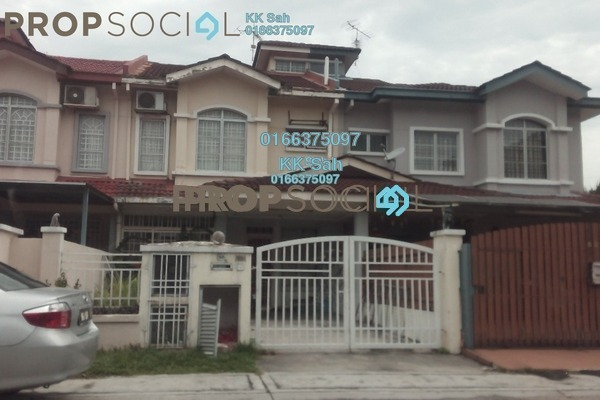 For Sale Link at Bandar Botanic, Klang Freehold Semi Furnished 4R/3B 609k