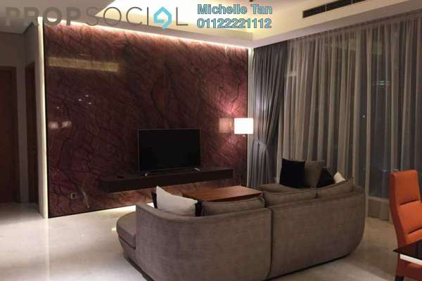 For Rent Condominium at Vipod Suites, KLCC Freehold Fully Furnished 2R/2B 10.5k