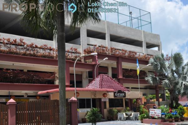 For Rent Condominium at E-Park, Batu Uban Freehold Fully Furnished 3R/2B 1.5k