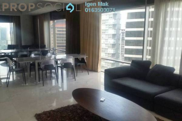 For Rent Condominium at Pavilion Residences, Bukit Bintang Freehold Fully Furnished 3R/2B 8.8k