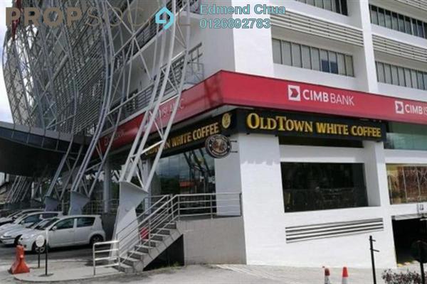 For Rent Office at Wisma BU8, Bandar Utama Freehold Semi Furnished 0R/0B 4.2k