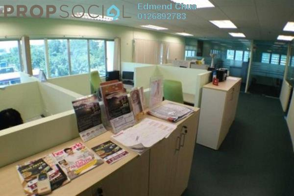 For Sale Office at Wisma BU8, Bandar Utama Freehold Semi Furnished 0R/0B 1.1m